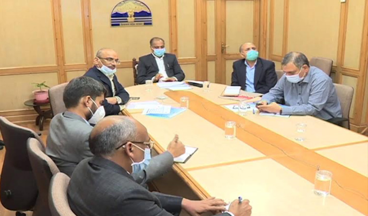 CM stresses on exploring home isolation possibilities for asymptomatic patients