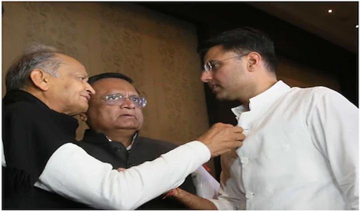 CM के 'निकम्मा' बयान पर Pilot बोले- सार्वजनिक वक्तव्य में शालीनता व लक्ष्मणरेखा होनी चाहिए