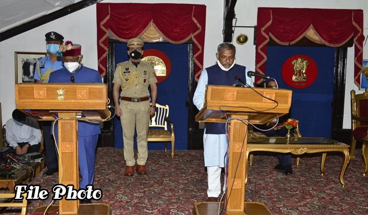 Power Minister का कोरोना करंटः राज्यपाल ने अगले सात दिन कैंसिल की Appointments