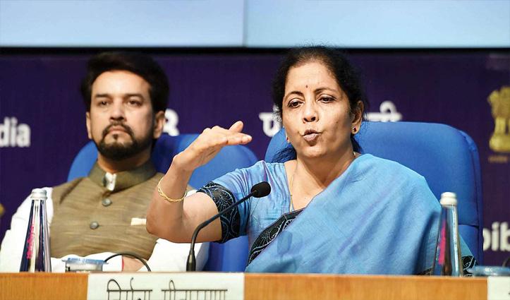 राज्यों को मुआवजे के लिए GST काउंसिल ने दिए 2 विकल्प; निर्मला ने सोनिया को दिया जवाब