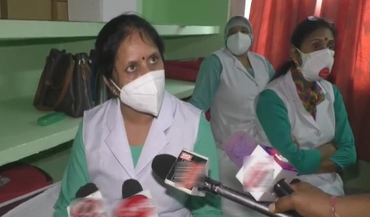 Hamirpur नर्सिंग एसोसिएशन ने मेडिकल कॉलेज प्रशासन के खिलाफ खोला मोर्चा- यह है कारण