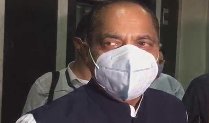 CM Jairam Thakur होम आइसोलेशन में, टल गई कैबिनेट बैठक