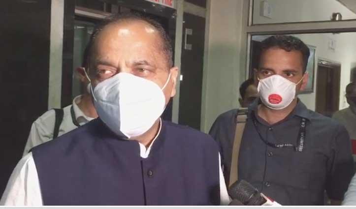 Exclusive: दिल्ली पहुंचे जयराम ठाकुर का बड़ा खुलासा- जानने के लिए पढ़ें खबर