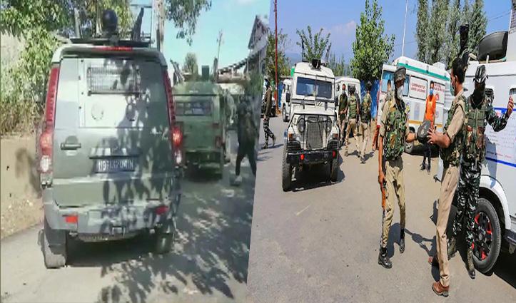 J&K: सुरक्षाबलों ने लिया पंच की मौत का बदला, कमांडर शकूर समेत 4 आतंकियों को किया ढेर