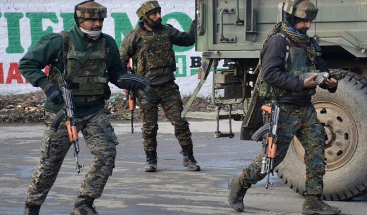 J&K : बडगाम में बीजेपी जिलाध्यक्ष पर आतंकियों का Attack, मॉर्निंग वॉक पर निकले थे