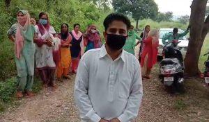 Kangra: जवाली में बीयर फैक्टरी के विरोध में उतरे ग्रामीण, कहा: नशे के साथ बढ़ेगा Pollution