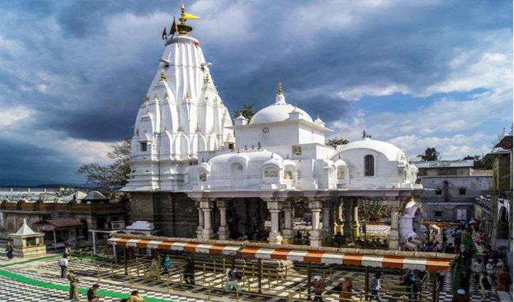 बज्रेश्वरी मंदिर Kangra के गर्भ गृह में चांदी की जगह चढ़ेगी सोने की परत, दानवीर की इच्छा पर मुहर