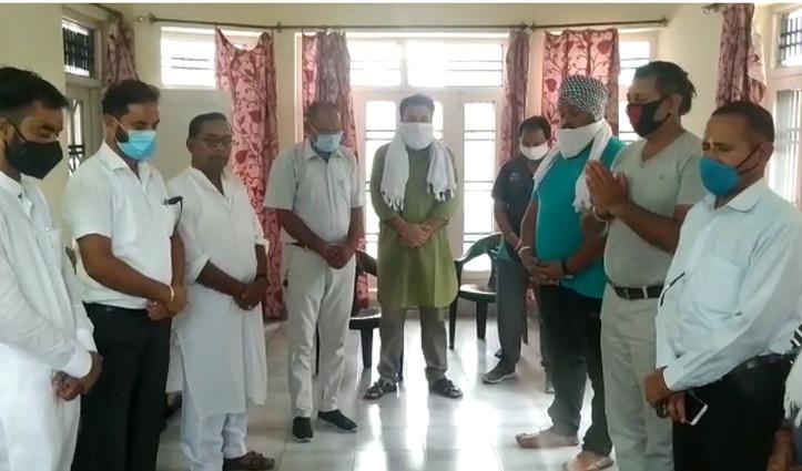 Himachal में कोरोना संक्रमण से पहले पत्रकार की मौत, कोरोना वॉरियर घोषित करने की उठाई मांग
