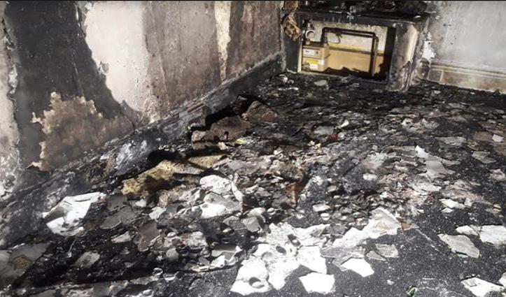 Girlfriend को Propose करने के इरादे से मोमबत्तियों से सजाया घर, एंट्री से पहले ही जलकर हुआ खाक