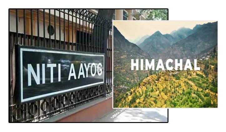 नीति आयोग ने जारी किया निर्यात तत्परता सूचकांक: जानें हिमालयी राज्यों में Himachal को मिला कौन सा स्थान
