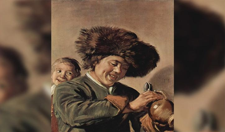 130 करोड़ कीमत वाली डच कलाकार की Painting तीसरी बार हुई चोरी, देखें