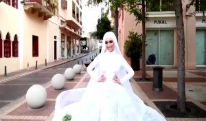 Viral Video : फोटो शूट करवा रही थी दुल्हन तभी हुआ जोरदार धमाका, सहमे लोग