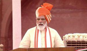लाल किले से बोले PM Modi: जिस किसी ने आंख उठाई है, सेना ने उसी भाषा में जवाब दिया