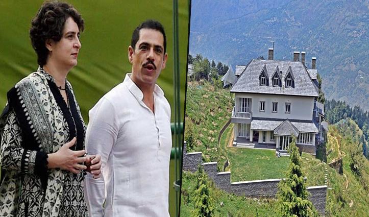 Shimla से अचानक पति के साथ Delhi रवाना हुई प्रियंका गांधी- जानिए कारण