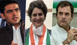राजस्थान संकट: राहुल-प्रियंका से मिलकर बोले पायलट- गहलोत के खिलाफ हूं, Congress के नहीं