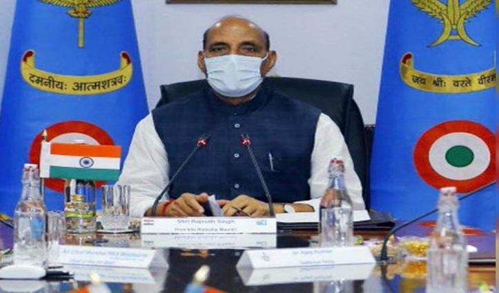 स्वतंत्रता दिवस की पूर्व संध्या: रक्षा मंत्री ने Indian Army की शौर्यता को किया सलाम, शहीदों को दी श्रद्धाजंलि