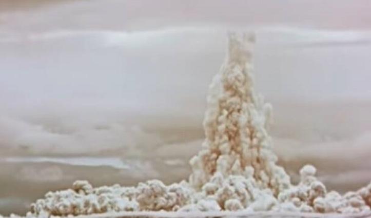Russia ने छह दशक बाद जारी किया दुनिया के सबसे शक्तिशाली परमाणु बम विस्फोट का वीडियो