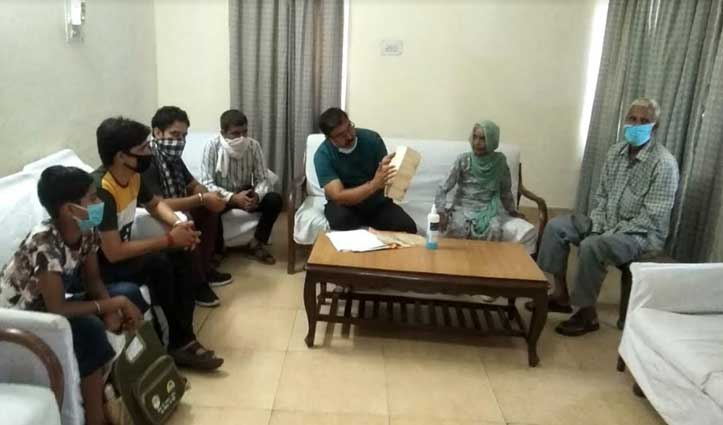 Kangra: सरकारी सहायता के इंतजार में आजाद हिंद फौज के सिपाही का परिवार