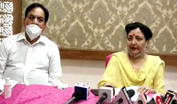 First Hand: मानकोटिया के आरोपों पर खिल गई राजनीतिक जमीन, Sarveen क्या-क्या नहीं बोली