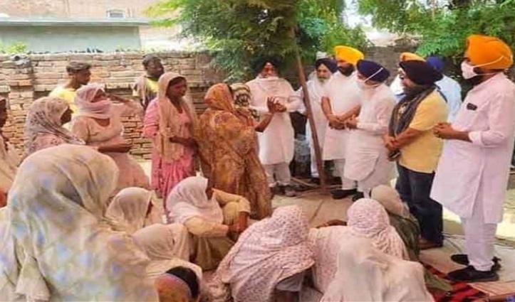 Punjab : जहरीली शराब पीने से मरने वालों की संख्या बढ़कर 86 हुई; सीएम ने की मुआवज़े की घोषणा