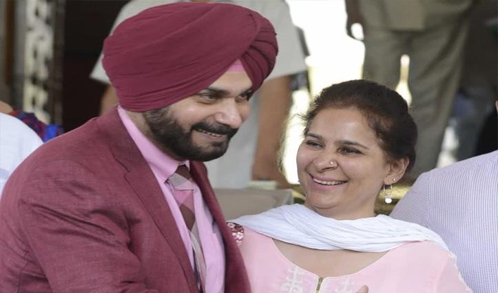 सिद्धू की पत्नी ने BJP में वापसी के लिए रखी शर्त: शिअद का साथ छोड़े तो हो सकता है विचार
