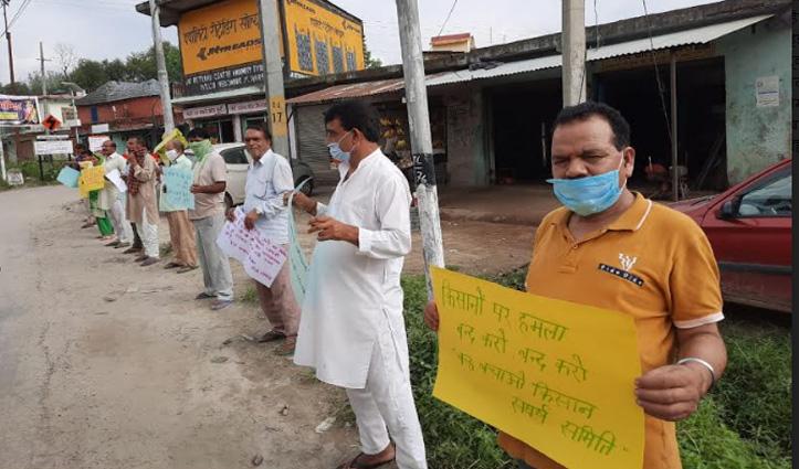 Jai Ram Thakur के ड्रीम प्रोजेक्ट पर मंडराए खतरे के बादल, सड़कों पर उतरे सैंकड़ों किसान