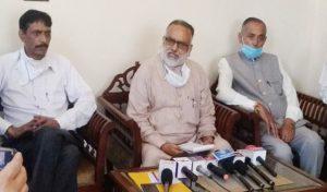 BJP के पुराने साथी Dr. Rajan Shushant खड़ा करेंगे Third Front, नवरात्रों तक का मांगा वक्त