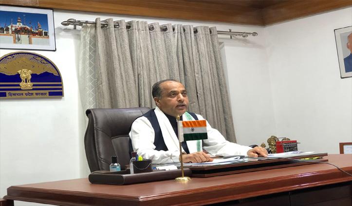 फील्ड के आदी हैं CM Jai Ram ,लेकिन मौका हाथ नहीं लग पा रहा ,रोचक है मामला