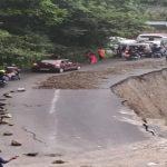 Uttarakhand में आफत: देहरादून-मसूरी मार्ग का 50 मीटर हिस्सा धंसा, उफान पर मसूरी का कैंपटी फॉल
