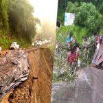 उत्तराखंड में मौसम विभाग का Red Alert: भारी बारिश से उफान पर गंगा, टूट रहे पहाड़