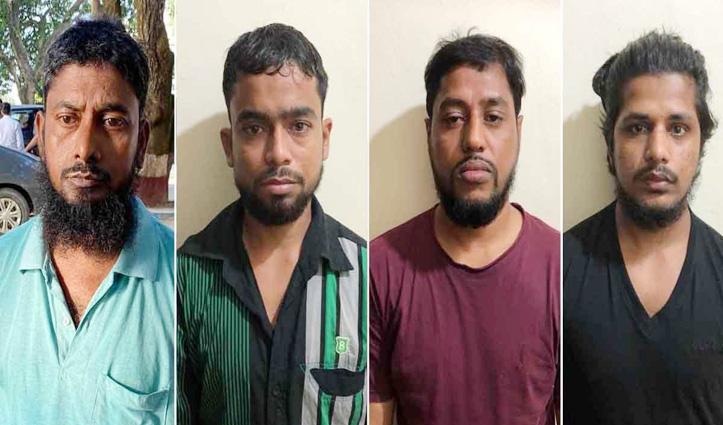 #NIA की बड़ी कार्रवाई : पश्चिम बंगाल और केरल में पकड़े अल-कायदा के नौ आतंकी