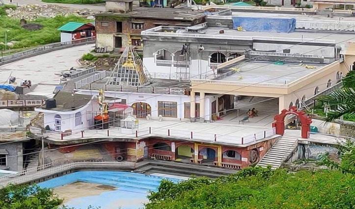 चामुंडा मंदिर के रिस्टोरेशन को लेकर ADB के काम से असंतुष्ट मंदिर न्यास के गैर सरकारी सदस्य