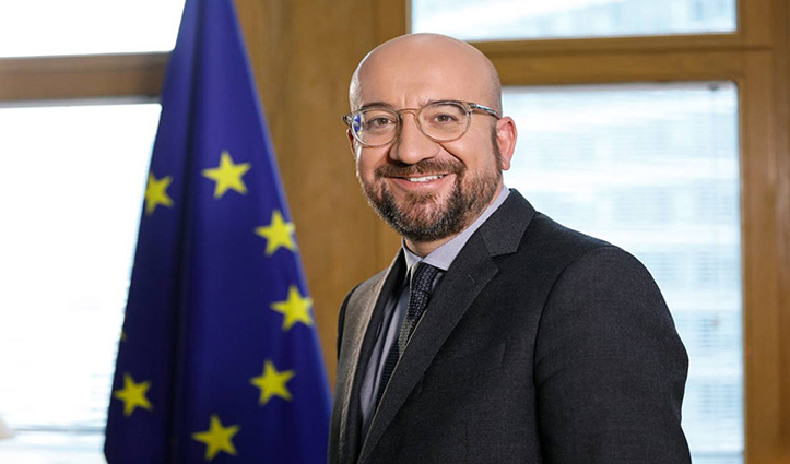 European Council President Charles Michel says he expects to visit Tibet during the EU-China Human Rights Dialogue