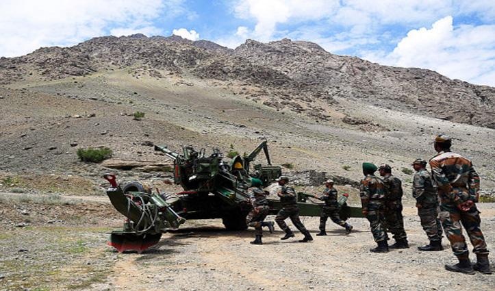 #LAC पर 45 साल बाद फायरिंग, भारतीय सेना ने चीन के सैनिकों को खदेड़ा
