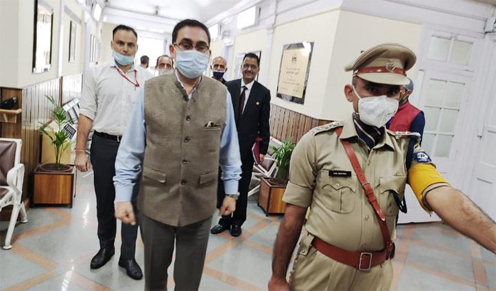 #Monsoon_Session : कोरोना की चपेट में आईं विधायक, Parmar ने कहा – सदन में जोर से ना बोलें