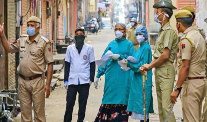 #Corona : राजस्थान में फिर सख्ती, इकट्ठा नहीं हो सकेंगे 5 से ज्यादा लोग, और भी कई पाबंदियां लगीं