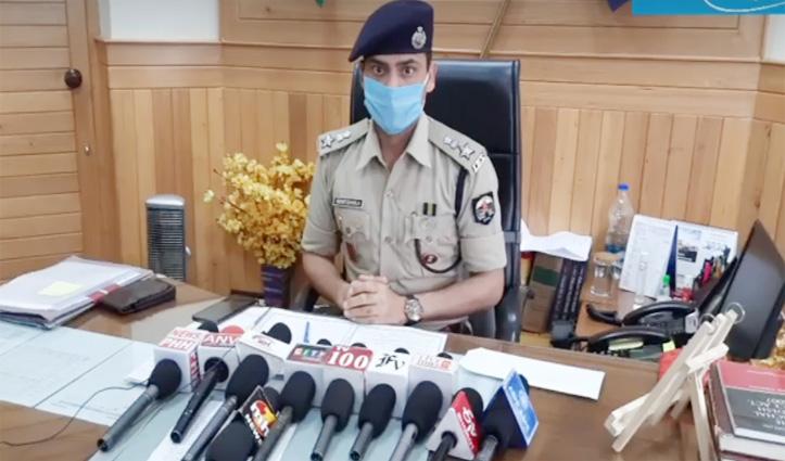 हनुमान मंदिर चोरी मामला : पुलिस ने छह दिन में सुलझाया Case, दो सुनारों सहित छह Arrest