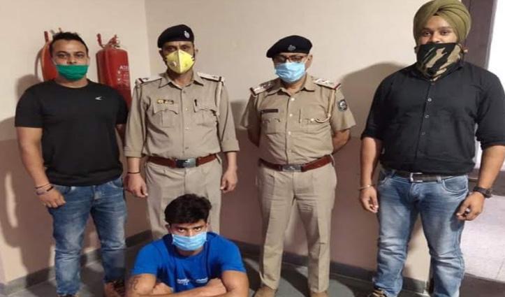 कालाअंब पुलिस ने UP से दबोचा 72500 की ठगी का आरोपी, 4 मोबाइल भी बरामद