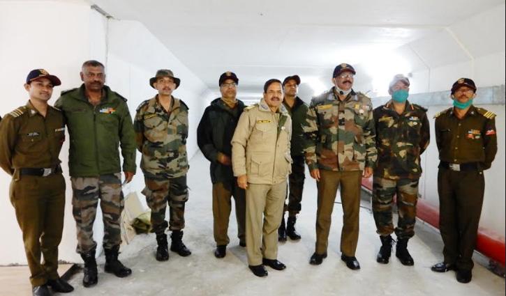 #Atal_Rohtang_Tunnel के उद्धघाटन की सभी तैयारियां पूरी, PM मोदी इसी माह करेंगे देश को समर्पित
