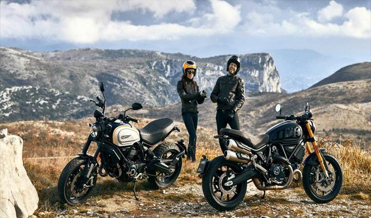 Ducati की Scrambler 1100 Pro और 1100 Sport Pro भारत में लॉन्च; जानें