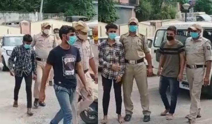 Bilaspur में टैक्सी चालक की हत्या मामले के चारों आरोपी पुलिस रिमांड पर भेजे