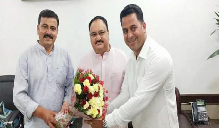 हिमाचल BJP एससी मोर्चा के महामंत्री बनाए राकेश डोगरा, कही यह बात