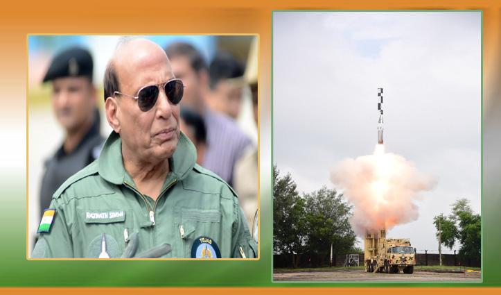 भारत ने 400 किमी से अधिक दूरी के लक्ष्य पर हमला करने वाले 'BrahMos' का किया सफल परीक्षण