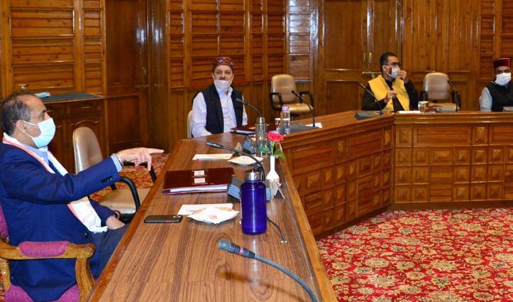 Cabinet Breaking: भरे जाएंगे ये पद, नगर परिषद पालमपुर के प्रस्ताव को मंजूरी