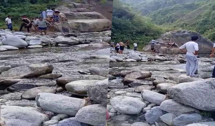 Chamba: खड्ड में डूबने से दो युवकों की मौत, दोस्तों के साथ गए थे नहाने