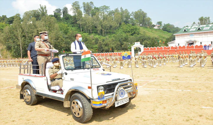 Armed Police and Training Headquarter would be shifted from Shimla to Palampur