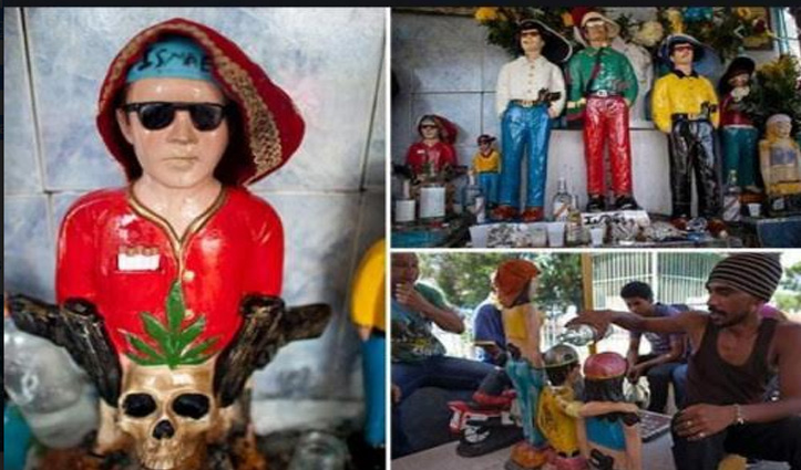 इस देश में अपराधियों की पूजा करते हैं लोग, मांगते हैं मन्नत, पढे़ं पूरी कहानी