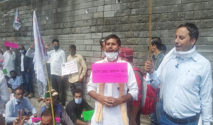 दलित शोषण मुक्ति मंच का सवाल – #Kangana को इंसाफ दिलाना है तो दलित की बेटियों को भी दिलाएं
