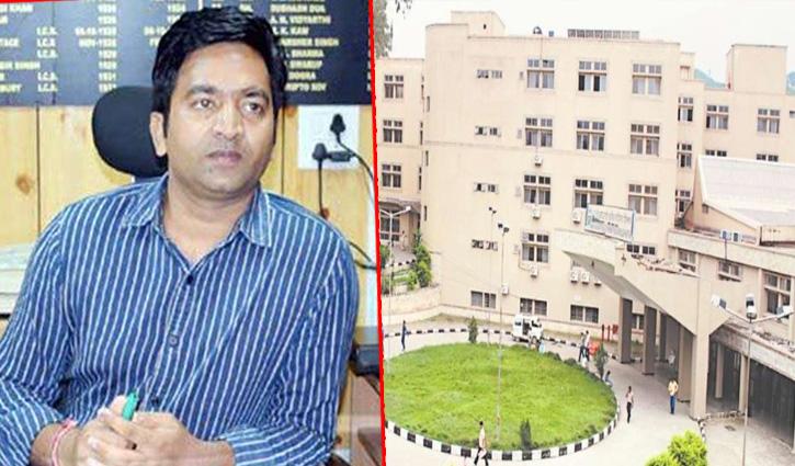 बड़ी खबरः मेडिकल कॉलेज टांडा में क्यों भर्ती करवाए गए DC Kangra