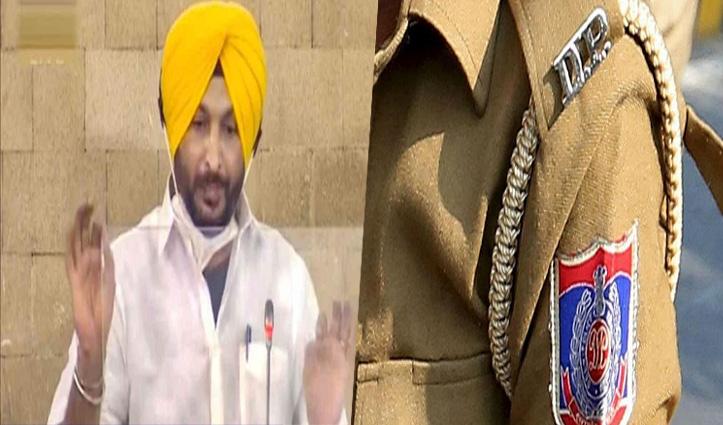 पंजाब #Congress के चार सांसदों के साथ दिल्ली पुलिस ने मारपीट की: कांग्रेस MP का बड़ा आरोप